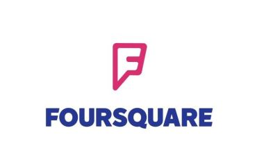 Foursquare Logo Icon Header