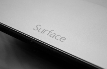 Microsoft Surface 3 Pro - Achriftzug