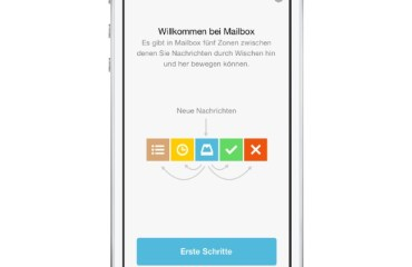 Mailbox Dropbox Header