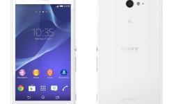Sony Xperia M2 Aqua Weiß