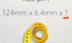 sony 6.4mm
