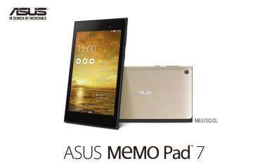 ASUS MeMO Pad 7 gold