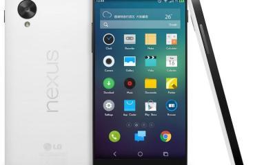 Flyme OS Nexus 5
