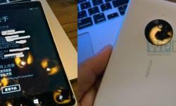 Lumia 830 Leak Oben