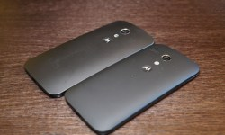 Moto G Generations back