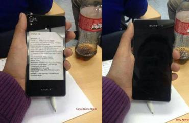 Sony Xperia Z3 IFA Leak Header