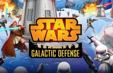 Star Wars Galactic Defense Header