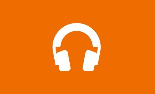 Google Play Music Header
