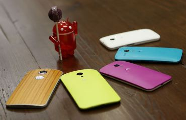 Motorola Lollipop Header