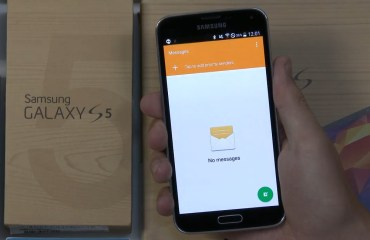 android l galaxy s5 preview