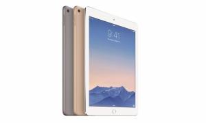 iPad Air 2 Header