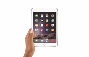 iPad Mini 3 Header
