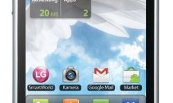 LG E400 Optimus