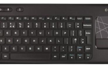 Logitech K400 Wireless Touch Tastatur
