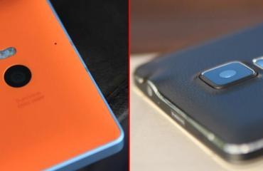 Lumia 930 vs Note 4 Kamera