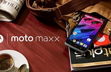 Motorola Moto Maxx Header