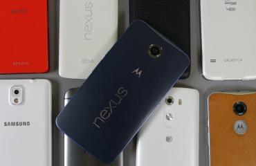 Nexus 6 Größe