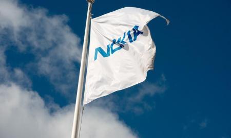 Nokia Flagge Logo Header