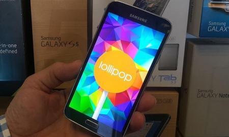 Samsung Galaxy S5 Lollipop SamMobile