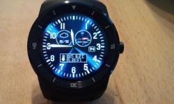 LG G Watch R Homewizard