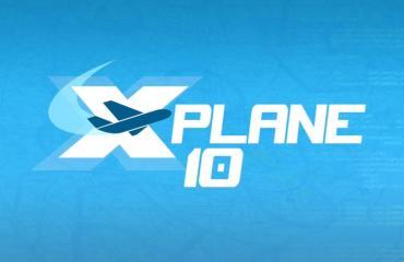 x plane 10 mobile logo