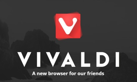 Vivaldi Browser Logo