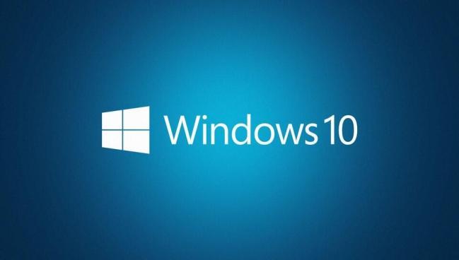 Windows 10 Logo Header