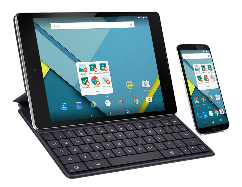Google hat ein neues projekt namens android for work gestartet