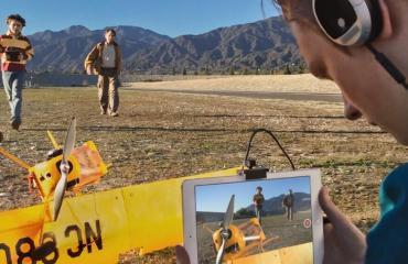 iPad Film Werbung