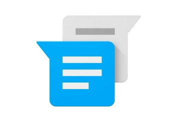 Google Messenger Logo Icon Header