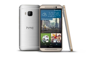 HTC One M9 Header