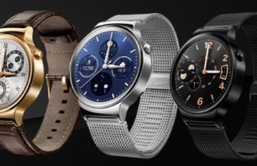 Huawei Watch Header