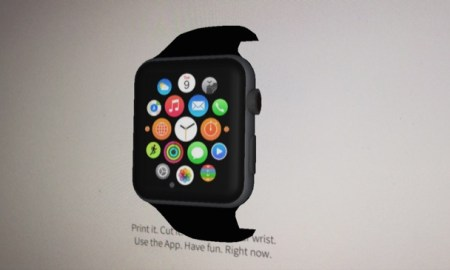 apple watch ar