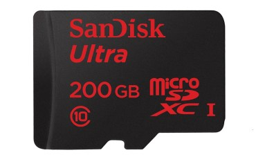 sandisk 200 gb microsd