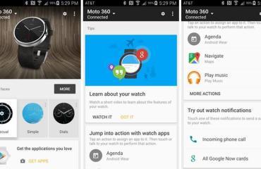 Android Wear App v1.1