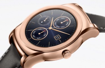 LG Watch Urbane Header