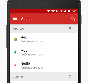 LastPass Android Material-Design 01