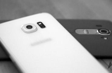 LG G4 vs. Samsung Galaxy S6