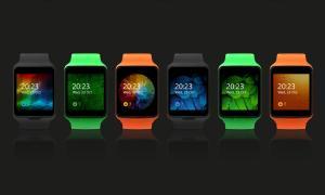 Microsoft Moonraker Smartwatch 4