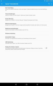 Sony Xperia Z4 Tablet LTE Screen_6