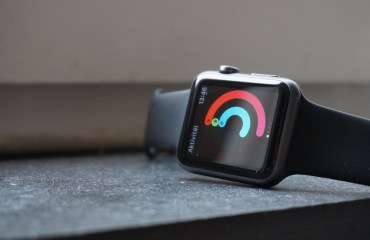 Apple Watch Sport Fitness Header