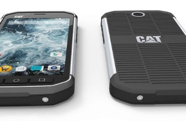 The new Cat S40 (PRNewsFoto/Cat phones)