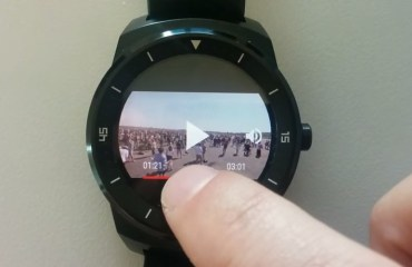 Video player for Android Wear smartwatches, powered by YouTube - YouTube - Google Chrome 2015-07-03 08.38.49