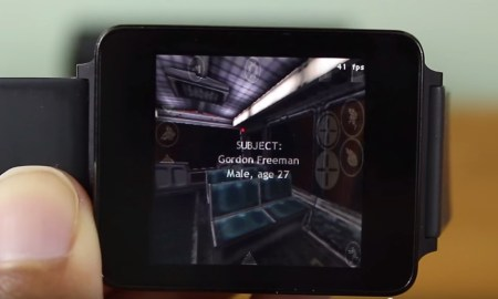 half life android wear