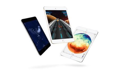 Apple iPad Header