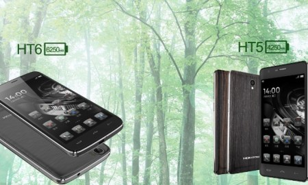 HOMTOM HT6 and HT5. Coming soon. (PRNewsFoto/HOMTOM)