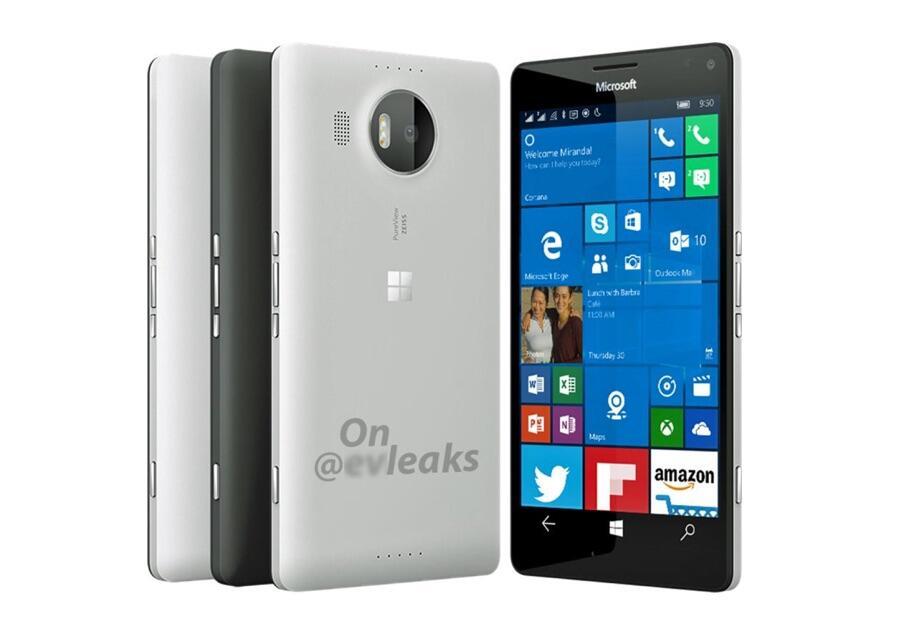 Lumia 950 XL Presse Leak