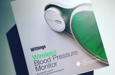 Withings Bluetooth-Blutdruckmessgerät_1