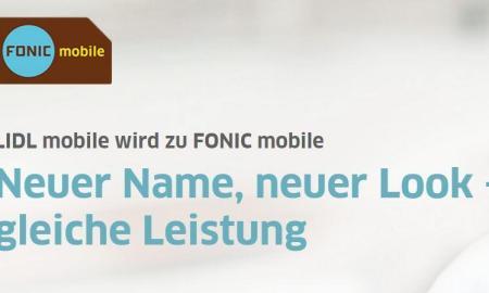 lidl fonic mobile
