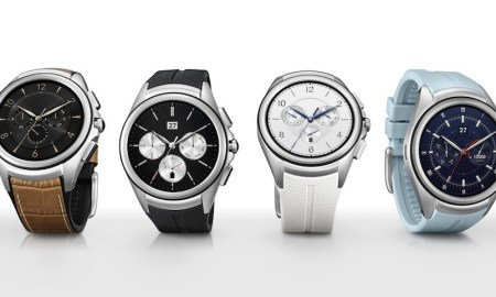 LG Watch Urbane 2nd Edition Header